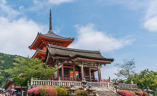 Osaka Kyoto, Japan