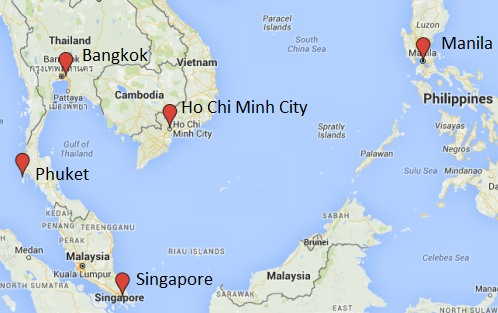 Toronto to thailand singapore vietnam philippines 642 to 671 update 824 cheap flights from toronto to the philippines vietnam thailand and hong kong are now available for 696 to 712 cad roundtrip including gumiabroncs Images