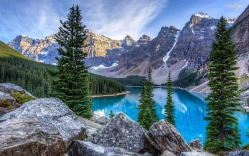 Banff, near Calgary, Alberta