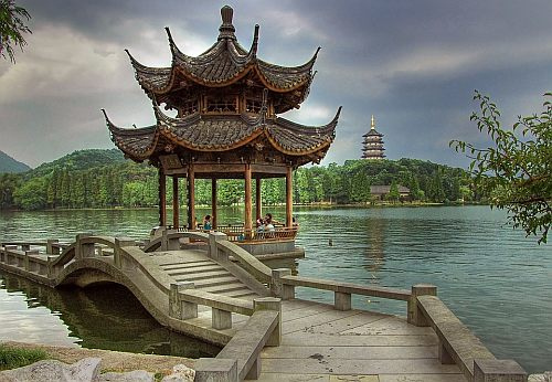 Hangzhou Lake, China