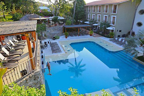 Binniguenda hotel in Huatulco, Mexico