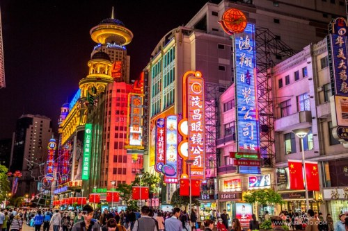 Toronto To Shanghai China 589 Cad Roundtrip Including Taxes