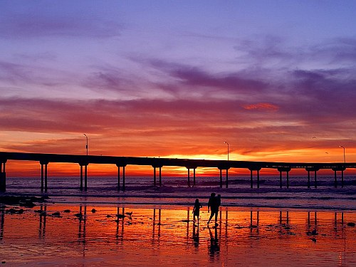 San Diego, California
